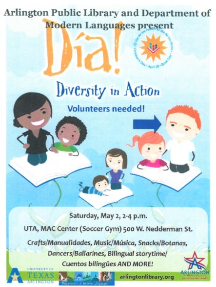 Diversity in Action Poster 2015
