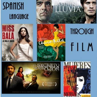 SPANISH LANGUAGE THROUGH FILM
